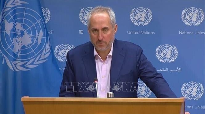 United Nations maintains political, humanitarian mission in Afghanistan - ảnh 1