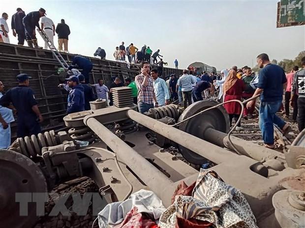 Egypt's President orders investigation of train derailment - ảnh 1
