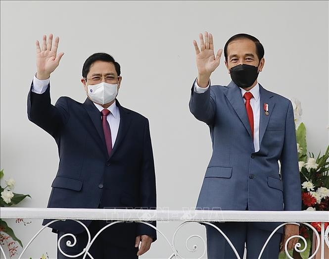 Indonesian, Cambodian media highlight bilateral ties with Vietnam - ảnh 1