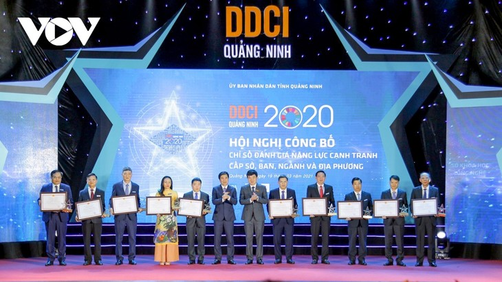 Quang Ninh keeps toping PCI rankings for four consecutive years - ảnh 2