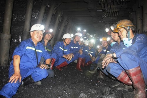 Coal miners' culture  sets values, direction for integration - ảnh 1
