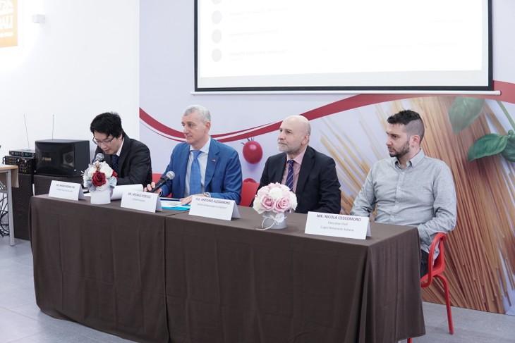 """True Italian Taste"" 2021 promotes Italian cuisine in Vietnam - ảnh 1"