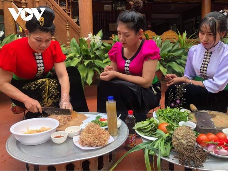 Buffalo dishes of the Thai - ảnh 3