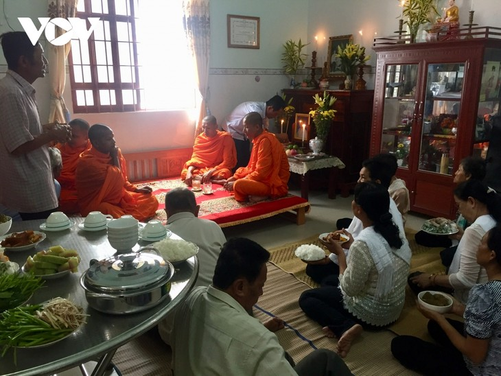 """The role of """"À Cha"""" in Khmer community - ảnh 2"""