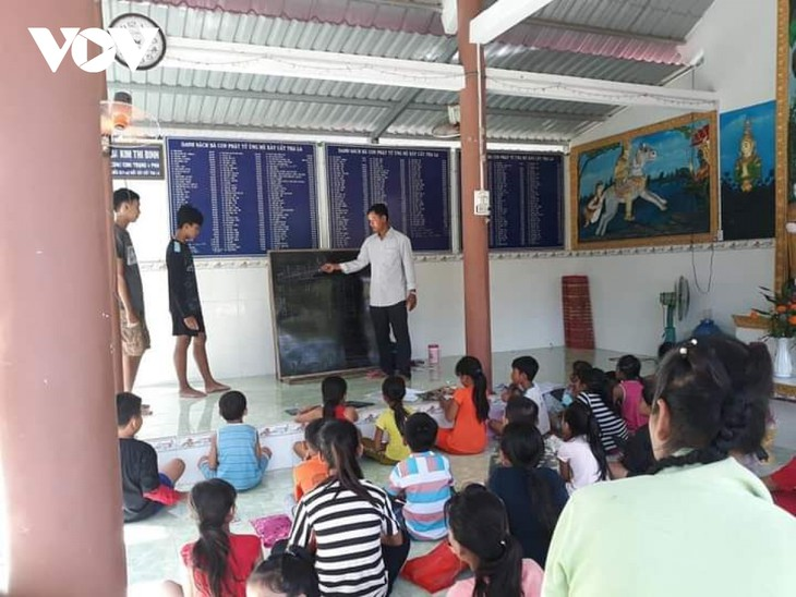 """The role of """"À Cha"""" in Khmer community - ảnh 3"""