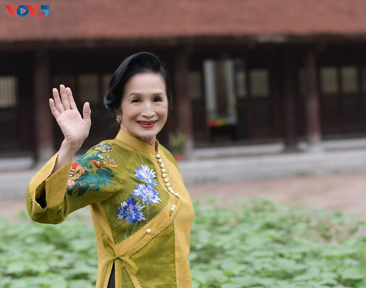 Vietnam Day of Older Persons: beauty in old age - ảnh 2