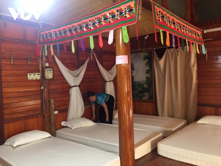 Ethnic groups in Son La preserve traditional culture - ảnh 1