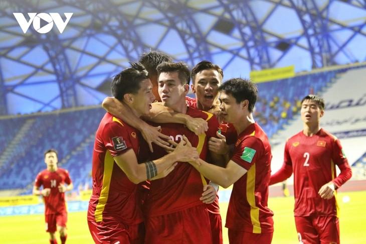 World Cup 2022 qualifying match: Vietnamese team to meet UAE  - ảnh 1