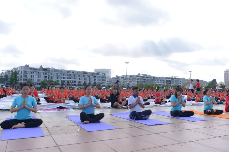 International Day of Yoga 2021 to be held online - ảnh 1