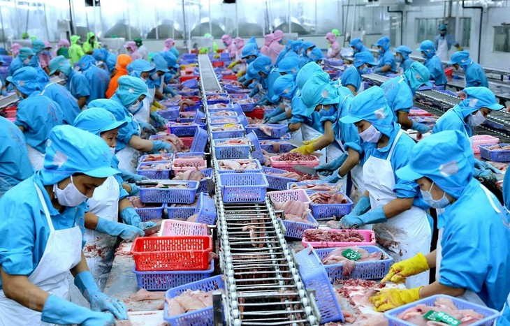 Vietnamese businesses have enough export orders till year-end  - ảnh 1