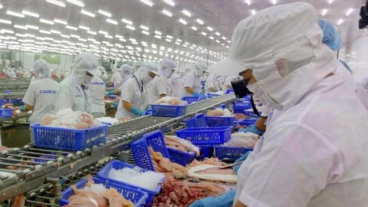 Vietnam's aquatic export takes advantage of EVFTA - ảnh 1