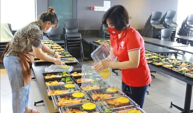 VFF offers 1.7 million meal portions for people in southern localities - ảnh 1