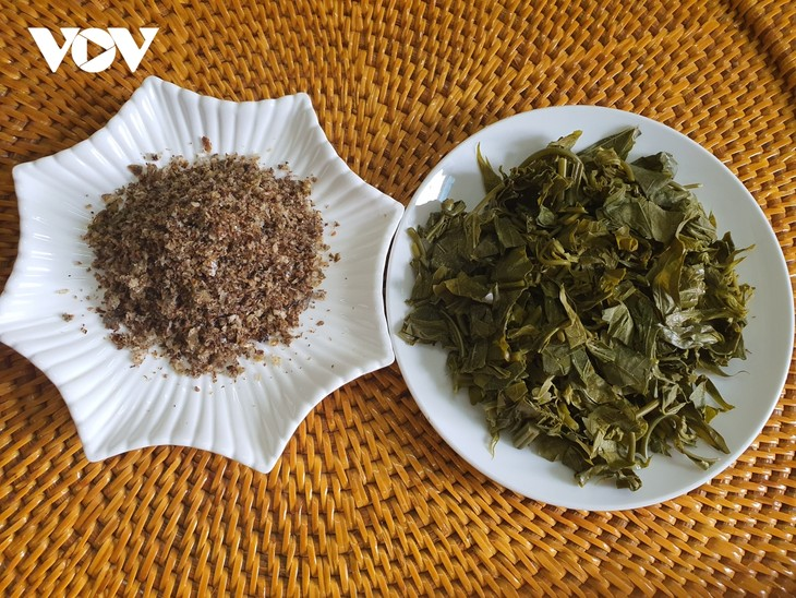 Pickled cassava leaves, a specialty of the Red Dao - ảnh 3