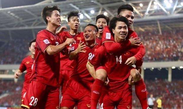 Vietnam retain 92nd spot in latest FIFA rankings - ảnh 1