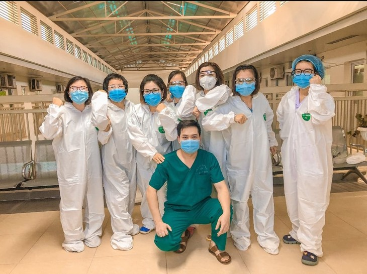 From stress to joy: untold stories from COVID-19 medical workers - ảnh 1