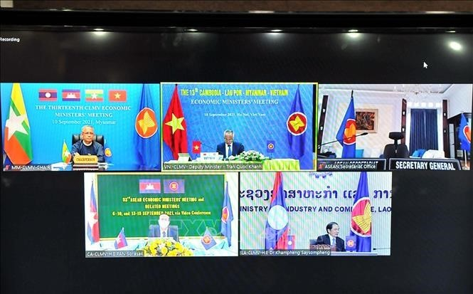 CLMV cooperates in economic recovery - ảnh 1