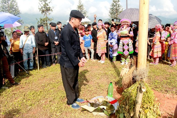 Ha Giang promotes ethnic traditional culture - ảnh 1