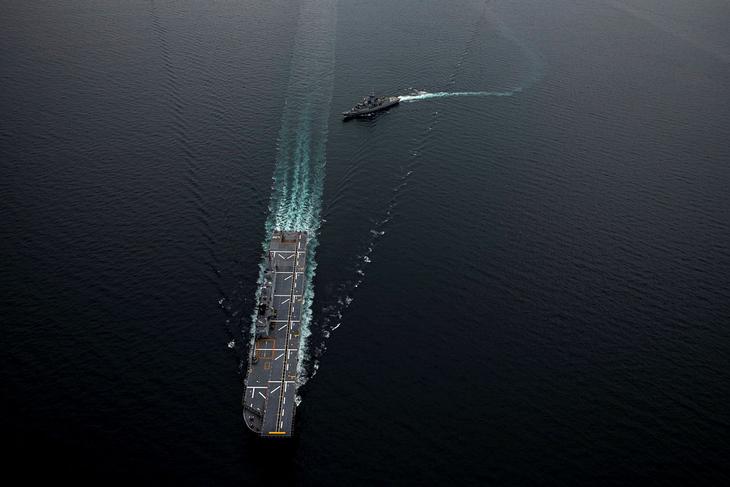 Australia, New Zealand join international military drill in East Sea - ảnh 1