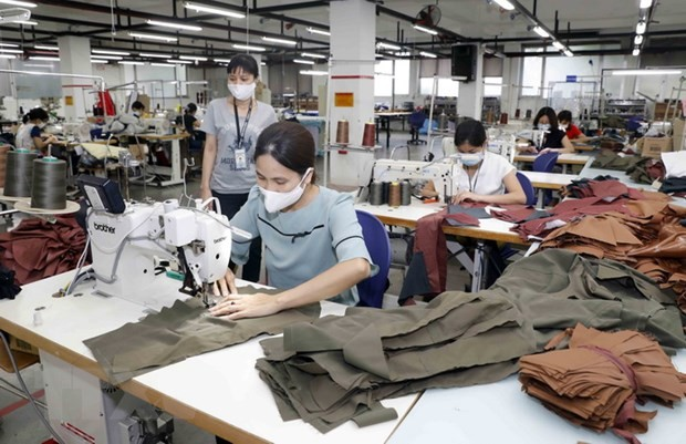 Vietnam remains favorable location of supply chains for international brands - ảnh 1