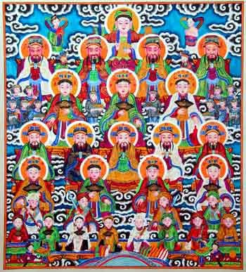 Len dong- un musée vivant de la culture vietnamienne - ảnh 1