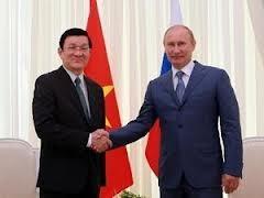 Le Vietnam et la Russie publient une déclaration commune - ảnh 1