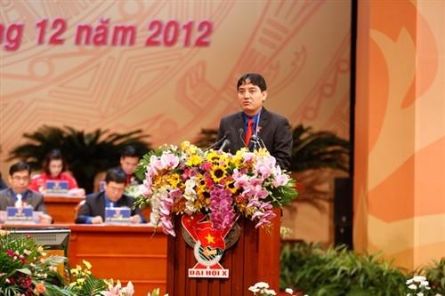Ouverture du congrès national de l'Union de la jeunesse communiste - ảnh 1