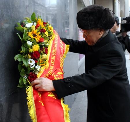 Déclaration commune Vietnam-Royaume Uni - ảnh 2