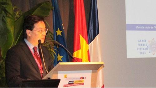 9èmes  Assises de la coopération décentralisée franco-vietnamienne - ảnh 1