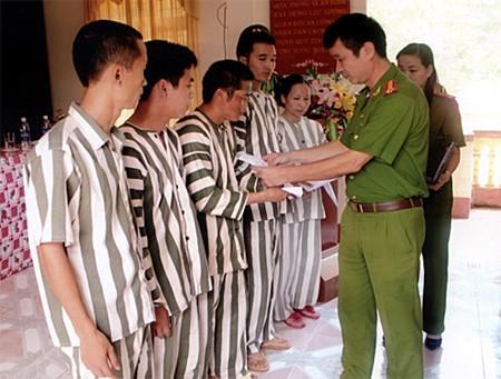 L'amnistie ou la clémence particulière de l'Etat vietnamien - ảnh 1