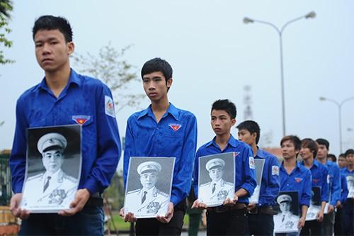 Le général Vo Nguyen Giap dans le coeur des Vietnamiens - ảnh 4