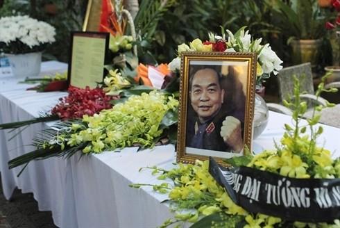 Le général Vo Nguyen Giap dans le coeur des Vietnamiens - ảnh 1