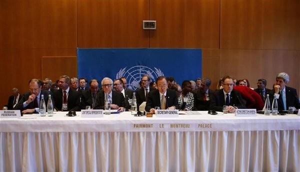 Querelle autour du sort d'Assad à l'ouverture de Genève II - ảnh 1