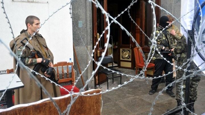 L'armée ukrainienne en alerte - ảnh 2