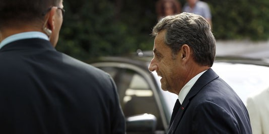 France : Nicolas Sarkozy placé en garde à vue - ảnh 1