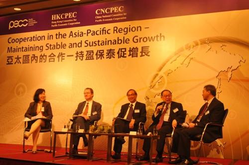 Le Vietnam participe à un séminaire sur la croissance durable à Hongkong - ảnh 1