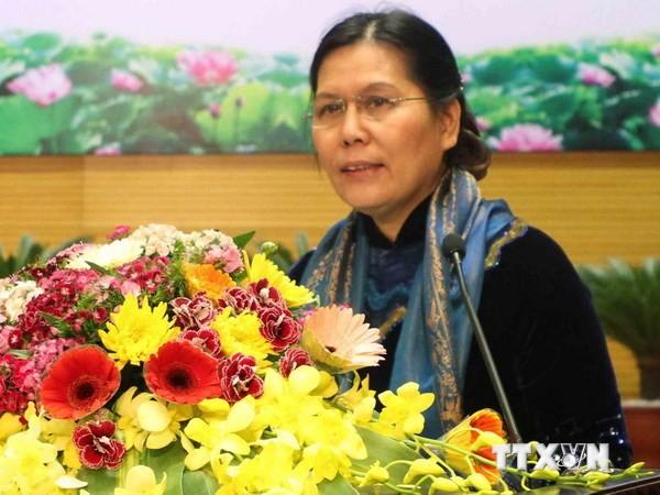 Une délégation de l'Union des femmes vietnamiennes en Suisse  - ảnh 1