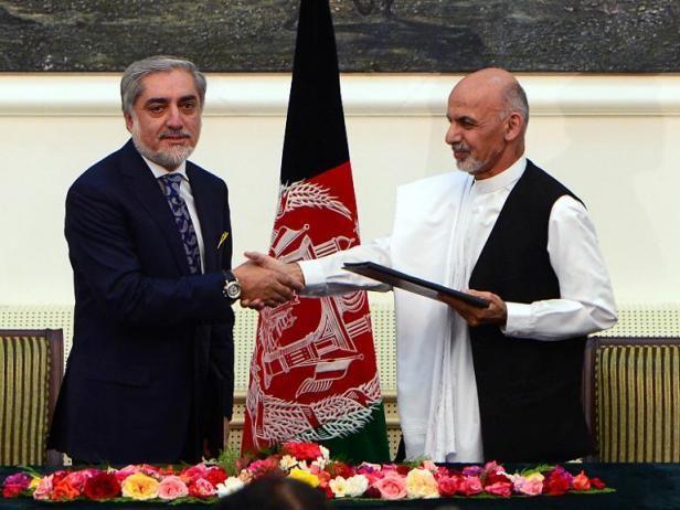 Afghanistan: accord pour sortir de la crise - ảnh 1