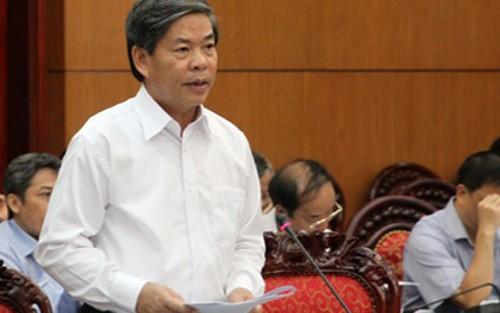 Les députés questionnent le ministre des Ressources naturelles et de l'Enrivonnement  - ảnh 1