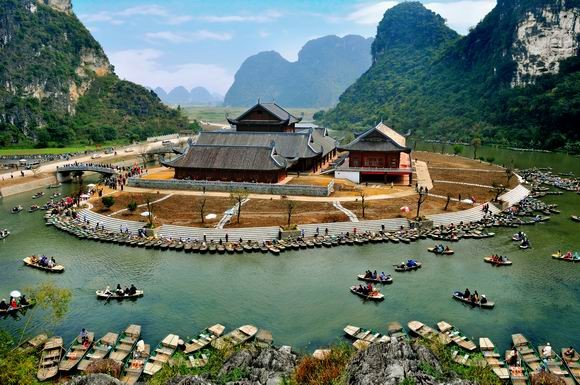 Le site écologique de Trang An, une destination idéale - ảnh 1
