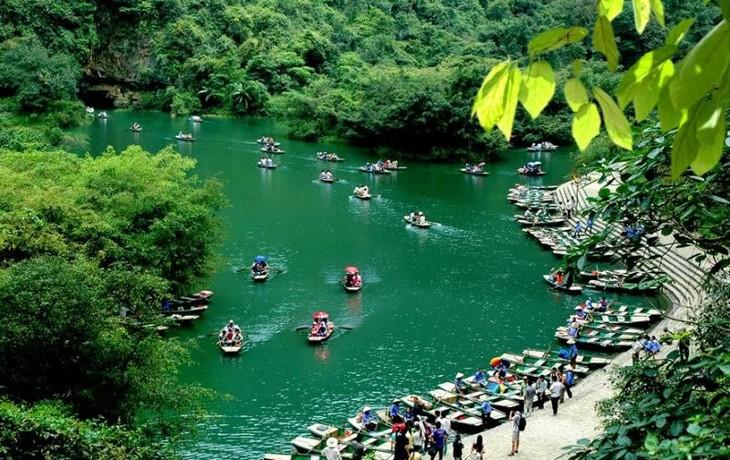 Le site écologique de Trang An, une destination idéale - ảnh 3