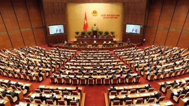 L'AN a adopté les amendements des lois sur l'investissement et sur l'entreprise  - ảnh 1