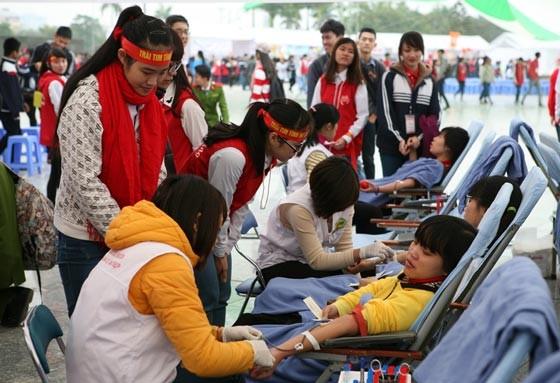 Journée nationale du volontariat de 2014 - ảnh 1