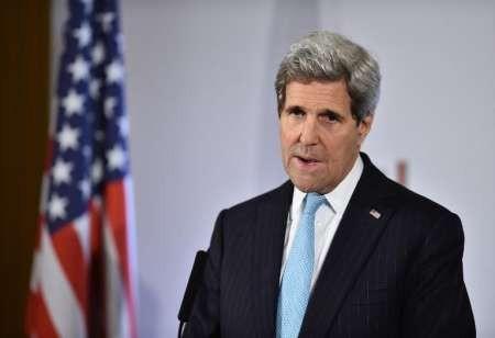 Kerry demande au Congrès l'autorisation des forces terrestres contre l'EI - ảnh 1