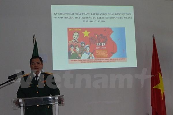L'armée populaire du Vietnam vaincra tous ses agresseurs - ảnh 1