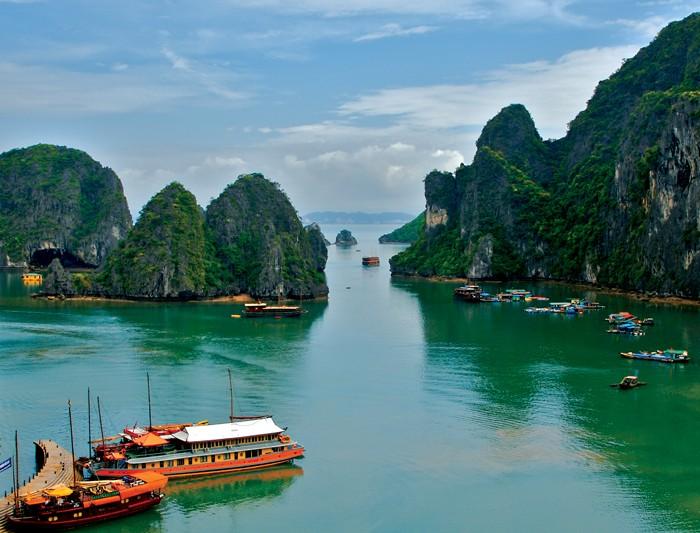 Le Vietnam, l'une des 4 meilleures destinations touristiques mondiales 2015 - ảnh 1