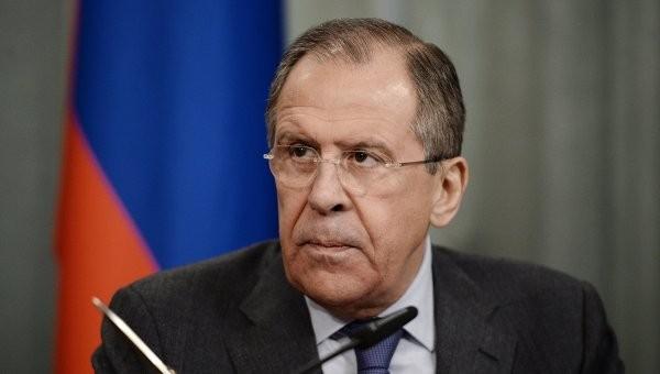 Lavrov: Kiev élude un dialogue direct avec les séparatistes - ảnh 1