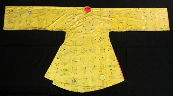 Les anciens Ao dai de la dynastie Nguyen - ảnh 4