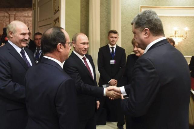 Accord de Minsk : les 13 points - ảnh 1