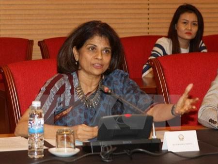 UIP-132 : promouvoir les objectifs de développement durable  - ảnh 1