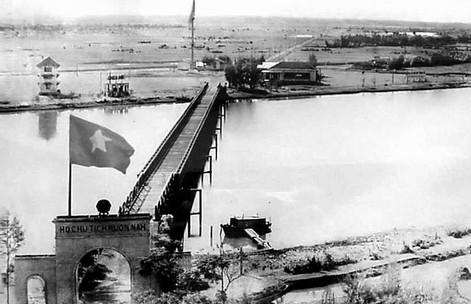 Hien Luong, le pont de la réunification - ảnh 1